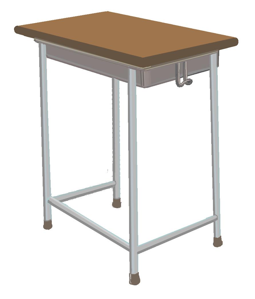 机の無料イラスト素材